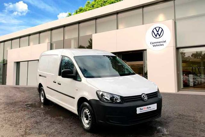 Volkswagen Caddy Maxi 1.6 TDI (102PS) C20 Startline Panel Van