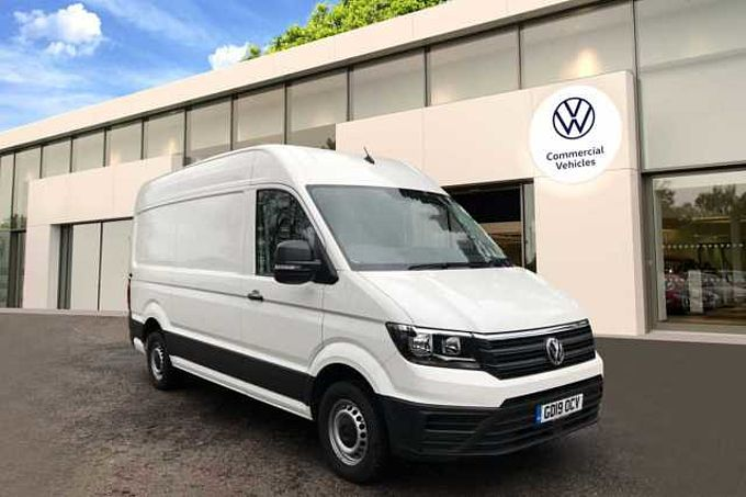 Volkswagen Crafter CR35 MWB Diesel 2.0 TDI 140PS Trendline High Roof Van RWD